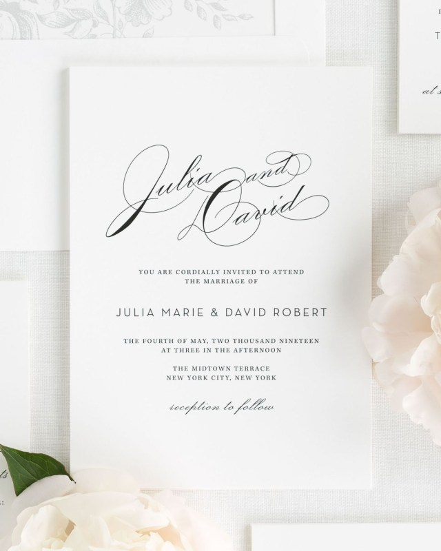 Vintage Wedding Invitations Vintage Glam Wedding Invitations Wedding Invitations Shine