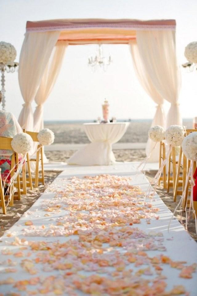 Wedding Aisle Decor Beach Wedding Aisle Ideas Inspiration Bridalore