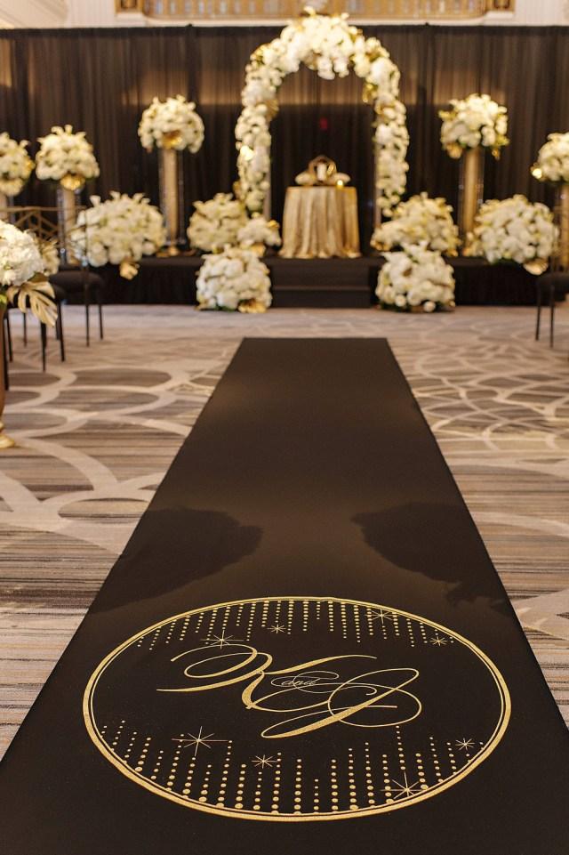 Wedding Alter Decorations Wedding Ideas 10 Ways To Decorate Your Ceremony Aisle Inside Weddings