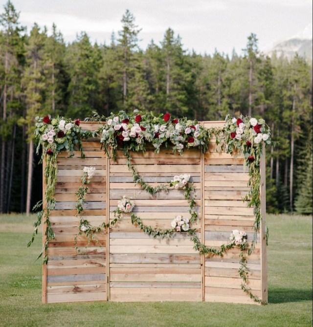 Wedding Backdrop Ideas 38 Floral Wedding Backdrop Ideas For 2019