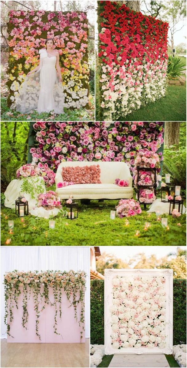 Wedding Backdrop Ideas Heart Melting Wedding Backdrop Ideas To Love