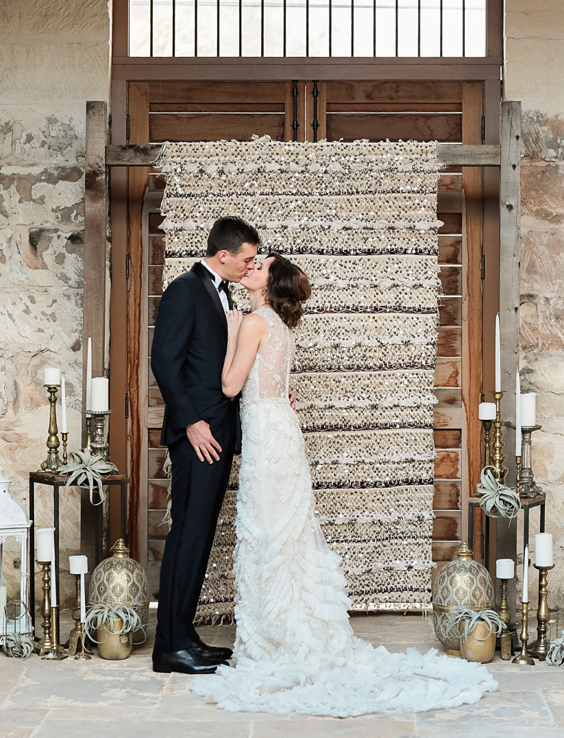Wedding Backdrop Ideas These Indoor Ceremony Backdrops Will Make You Pray For Rain
