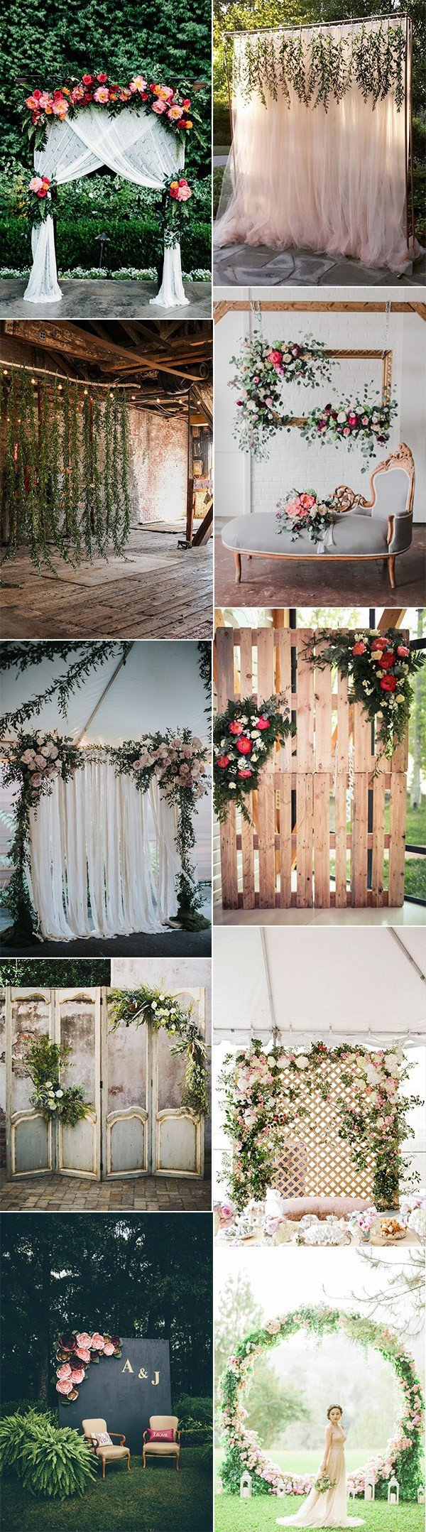Wedding Backdrop Ideas Trending 15 Hottest Wedding Backdrop Ideas For Your Ceremony Oh