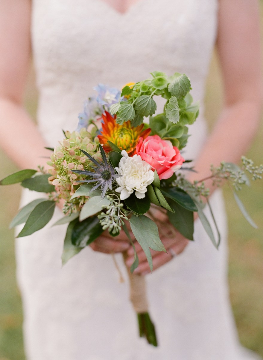Wedding Bouquets Diy Diy Wedding Bouquet
