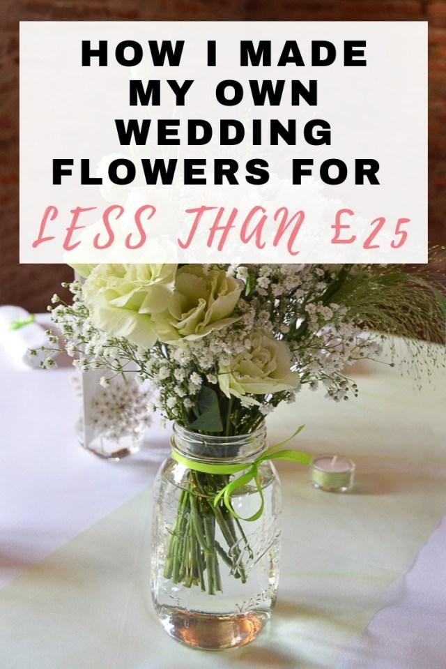 Wedding Bouquets Diy Diy Wedding Bouquets For Under 25 Emmadrew