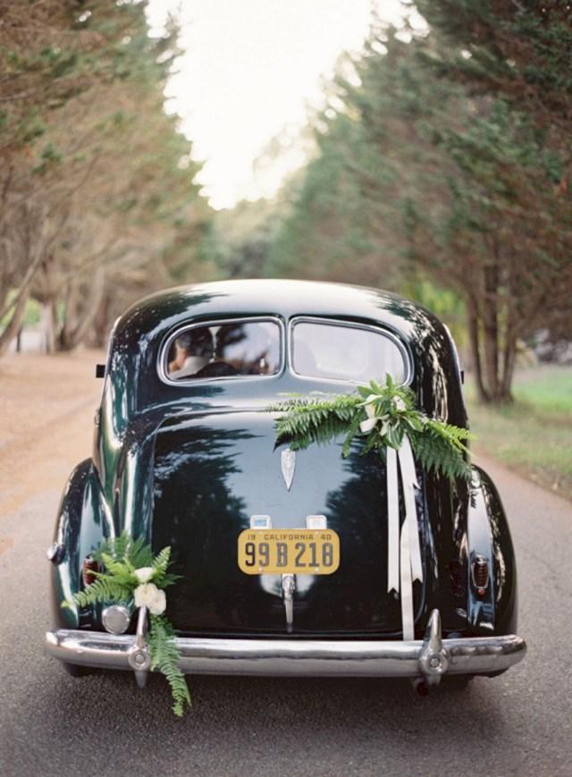 Wedding Car Decorations Ideas Wedding Car Decorations Ideas 17 Oosile