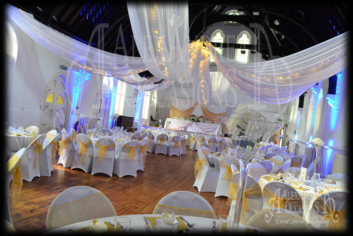 Wedding Ceiling Decorations Wedding Event Ceiling Drapes