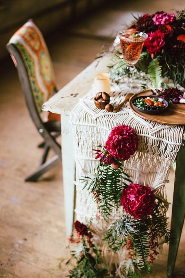 Wedding Decor Details 10 Delicious Bohemian Wedding Decor Details Uk Wedding Venues