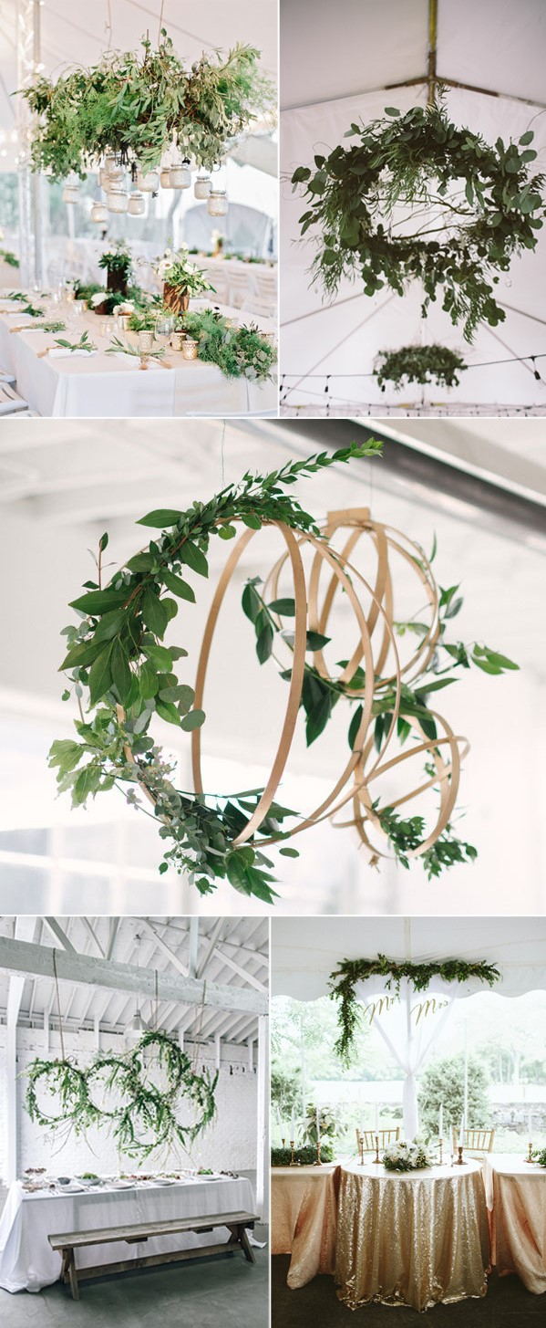 Wedding Decor Details 60 Amazing Greenery Wedding Details For Your Big Day 2017 Stylish