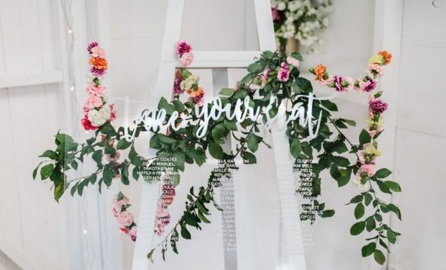 Wedding Decor Details Modern Diy Wedding Decor And Details Nouba