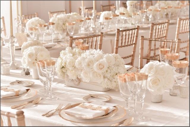 Wedding Decor Gold Amazing Amazing Gold Wedding Decorations With Gold Wedding Reception