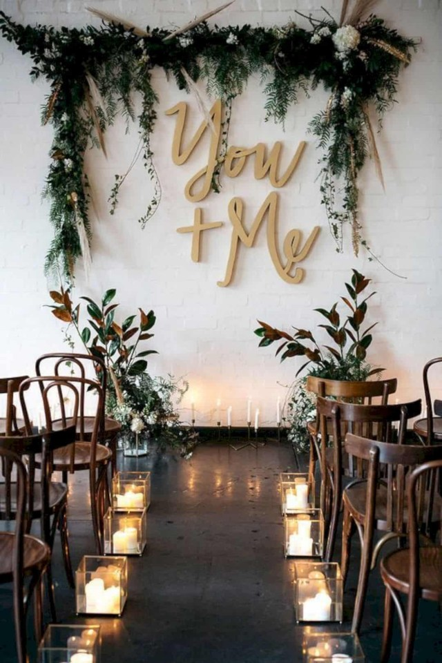 Wedding Decoration Ideas 16 Simple Wedding Decor Ideas Design Listicle