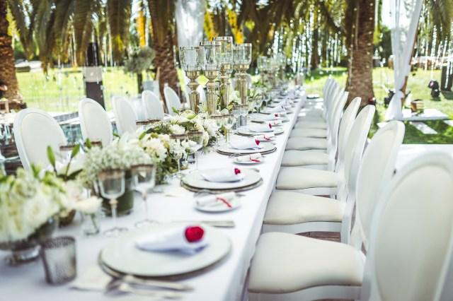 Wedding Decoration Ideas Modern Wedding Decor Trends Sunset Magazine