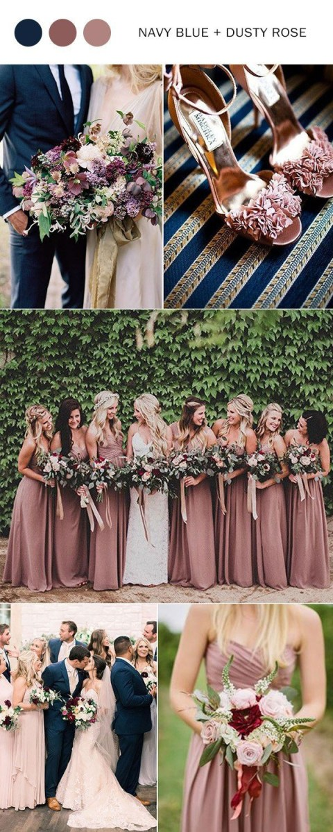Wedding Decorations Colorful Top 10 Wedding Color Ideas For 2018 Trends Oh Best Day Ever