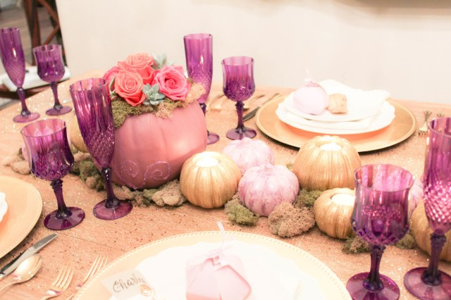 Wedding Decorations For Fall Purple And Gold Fall Fantasy Wedding Fun365