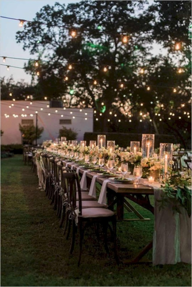Wedding Designs Ideas 15 Awesome Night Wedding Ideas Design Listicle