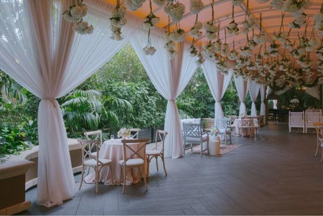 Wedding Designs Ideas Creative Event Design Ideas Ceiling Flowers Mindy Weiss