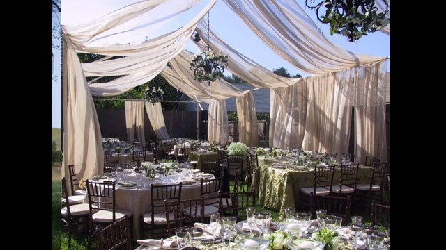 Wedding Designs Ideas Fascinating Small Garden Wedding Design Ideas Youtube