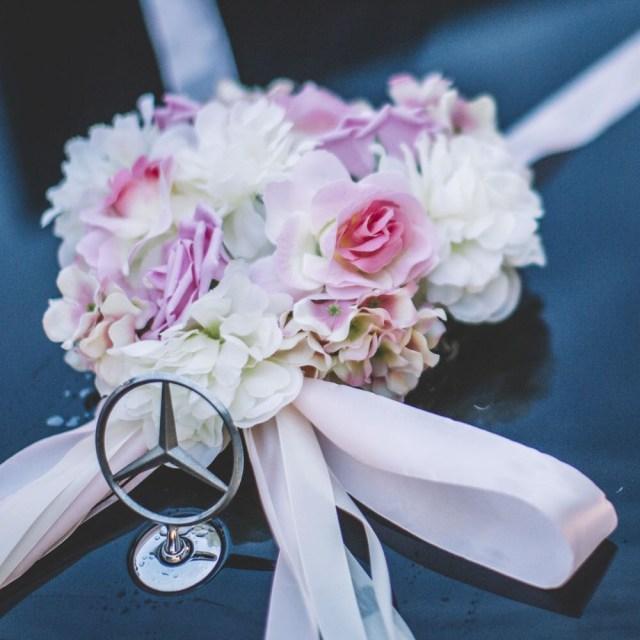 Wedding Diy Decorations Ready Stock Wedding Bridal Car Diy Decoration