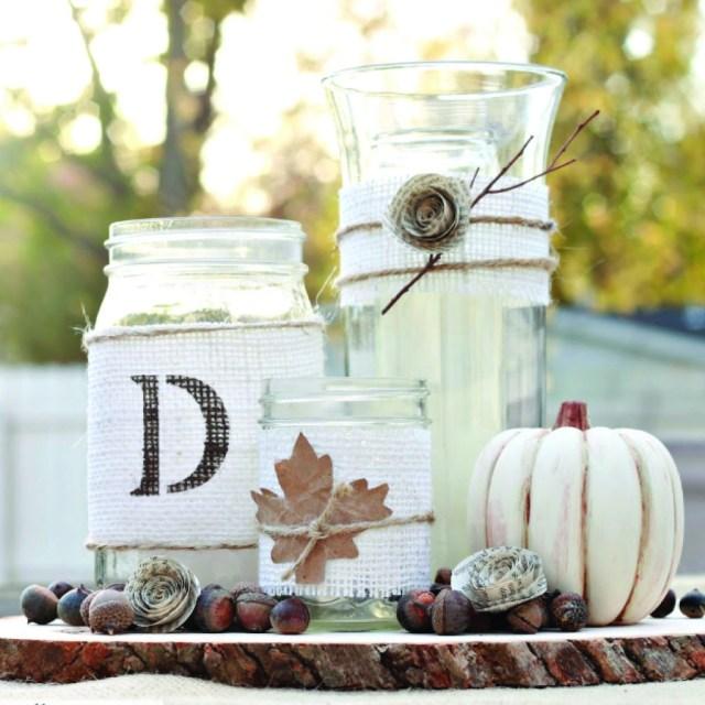 Wedding Dyi Ideas 10 Unique Diy Ideas For A Fall Wedding Centerpieces Wedding Obsessed