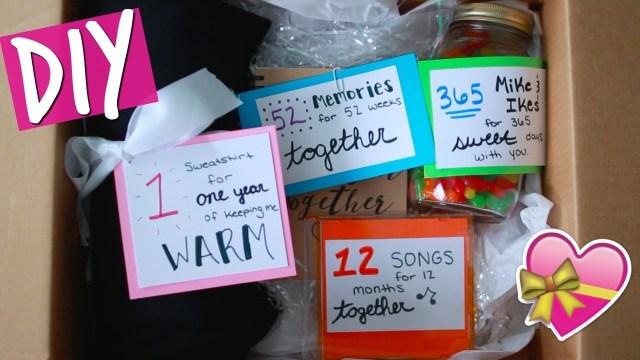 Wedding Gift Ideas Diy Diy Anniversary Gift For Him Youtube