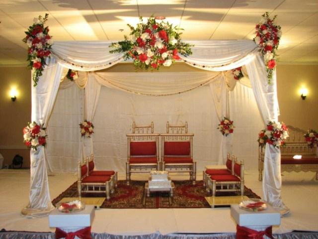 Wedding House Decorations Unique South Mandap Rhsiudynet Elegant Stage Decoration For Wedding