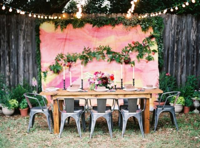 Wedding Ideas Decoration Backyard Wedding Decoration Ideas