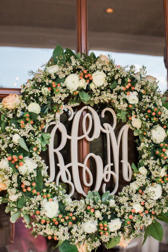 Wedding Initial Decor 18 Wedding Monogram Ideas To Show Off Those New Initials Weddingwire