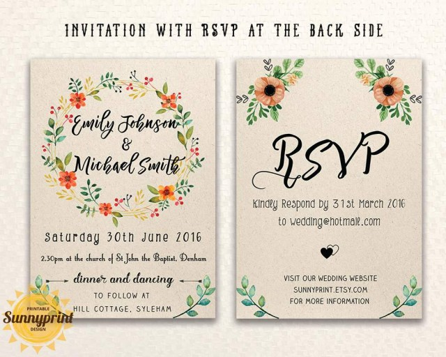 Wedding Invitation Creator Free Printable Wedding Invitation Maker Crazy Invitations The