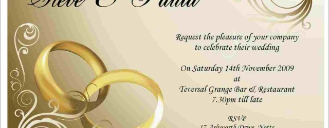 Wedding Invitation Creator Wedding Invitation Maker Manila Wedding Invitation