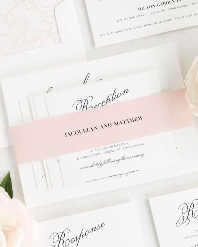 Wedding Invitation Dimensions The Wedding Invitation Beautiful Wedding Invitation Dimensions
