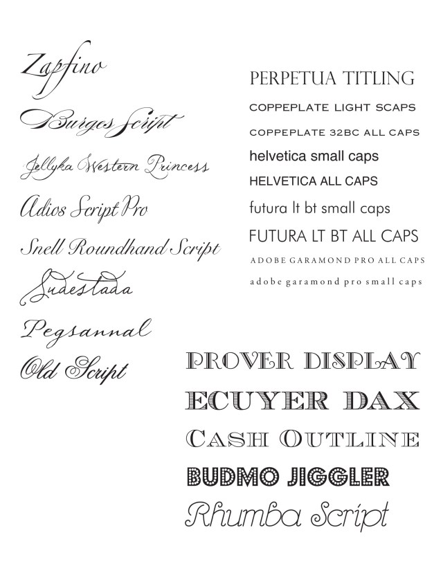 Wedding Invitation Font Diy Wedding Invitation Fonts Sofia Invitations Blog