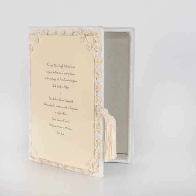 Wedding Invitation Keepsake Wedding Invitation Keepsake Box Kent House Studiokent House Studio