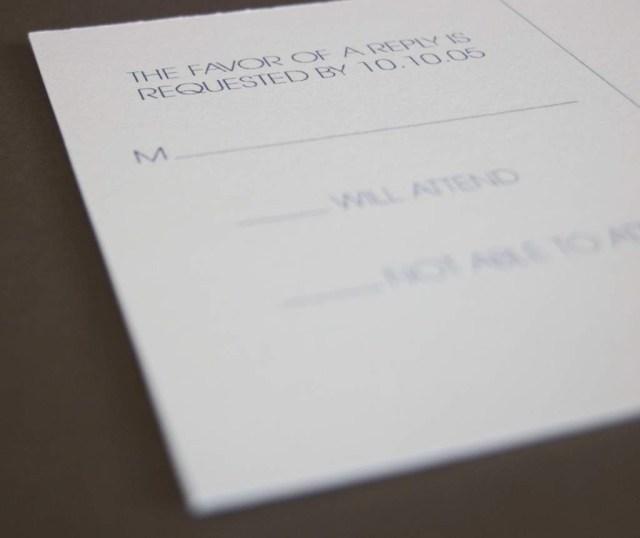 Wedding Invitation Paper Wedding Rsvp Wording And Card Etiquette Shutterfly