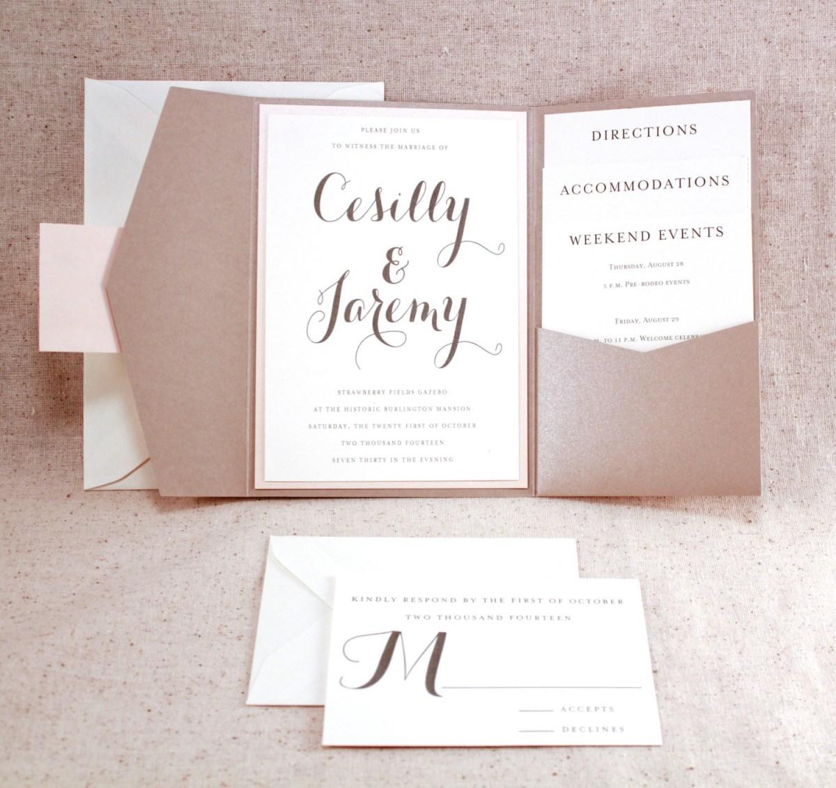 Wedding Invitation Pockets Pockets For Wedding Invitations Card Invitation Design Online
