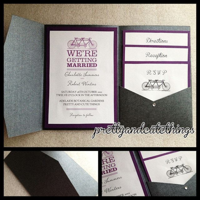 Wedding Invitation Pockets Wedding Invitations Pocket All For Wedding