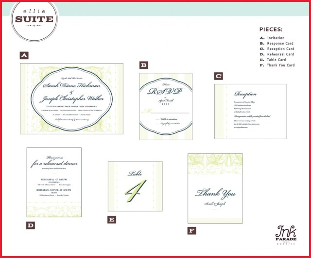 Wedding Invitation Size Dimensions Average Card Table Designs How Make Amazing Wedding