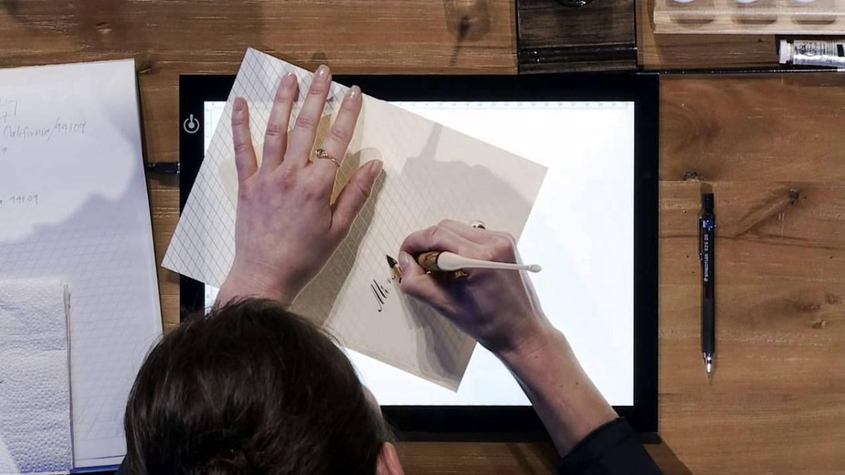 Wedding Invitations Envelopes Diy Wedding Invitations Addressing Envelopes With Calligraphy Youtube