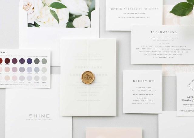 Wedding Invitations Samples Free Wedding Invitation Samples Shine Wedding Invitations