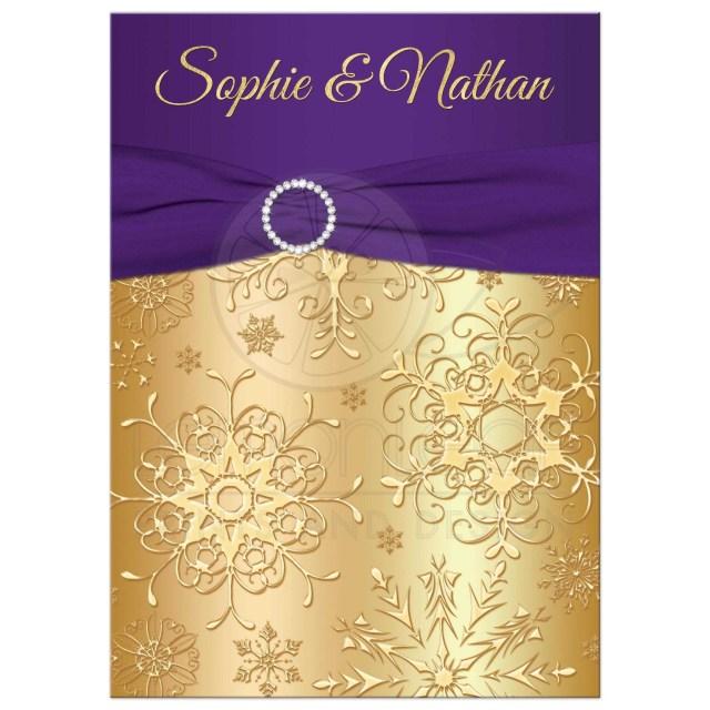 Wedding Invitations With Purple Ribbon Wedding Invitations With Purple Ribbon Yourweek D24d34eca25e