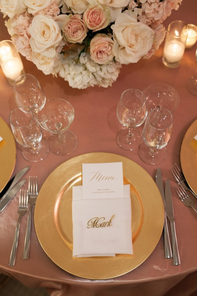 Wedding Placecards Ideas Reception Dcor Photos Gold Laser Cut Place Cards Inside Weddings