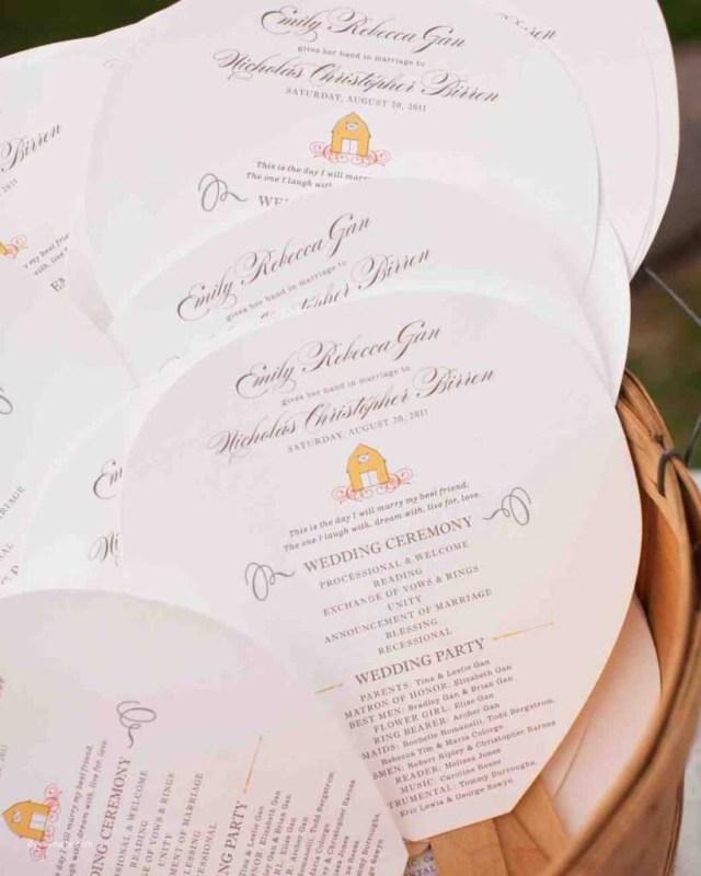 Wedding Program Ideas Neutral Wedding Ceremony Programs Ideas And Relieving Beach Wedding