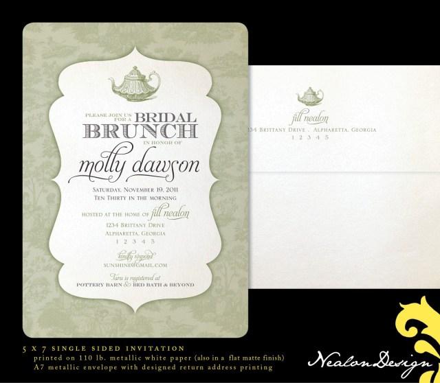Wedding Shower Invitations Wording Ba Shower Brunch Etiquette Fresh Bridal Shower Invitations Wording