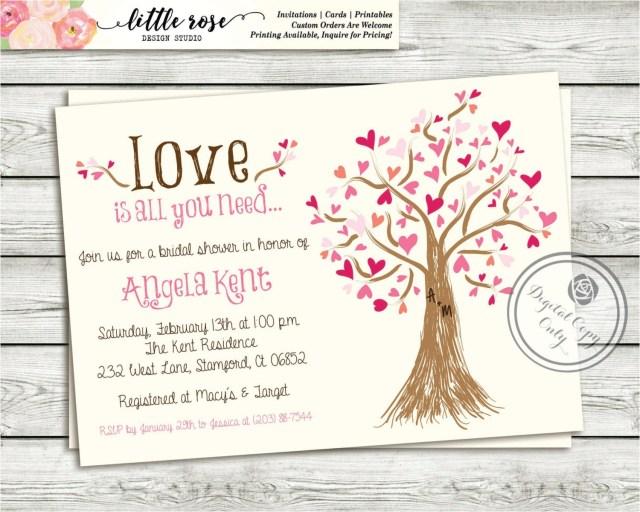 Wedding Shower Invitations Wording Bridal Shower Money Tree Invitation Wording Bridal Shower Invitation