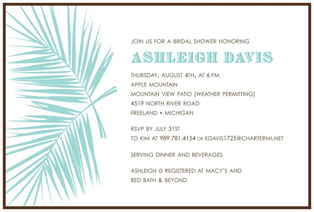 Wedding Shower Invitations Wording Example Of Bridal Shower Invitation Fresh Wedding Invitation Wording