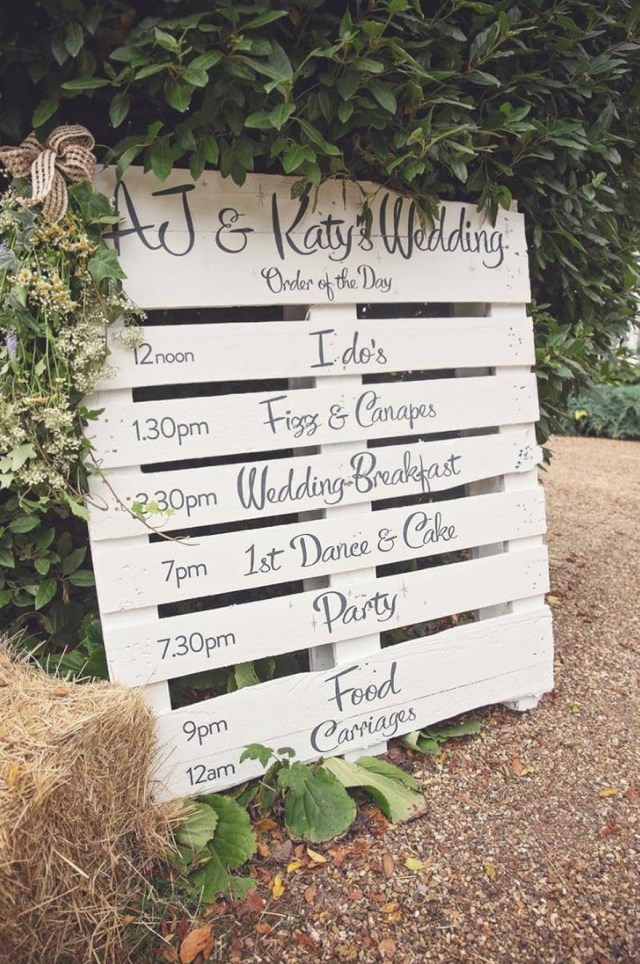 Wedding Signs Diy Best Wedding Signs 31 Wedding Signs You Will Love Confetticouk