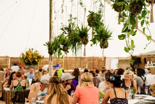 Wedding Styling Ideas Creative Festival Wedding Ideas