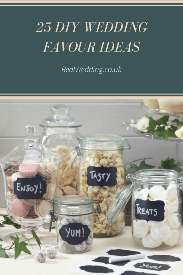 Wedding Suvenirs Ideas 25 Diy Wedding Favour Ideas Real Wedding