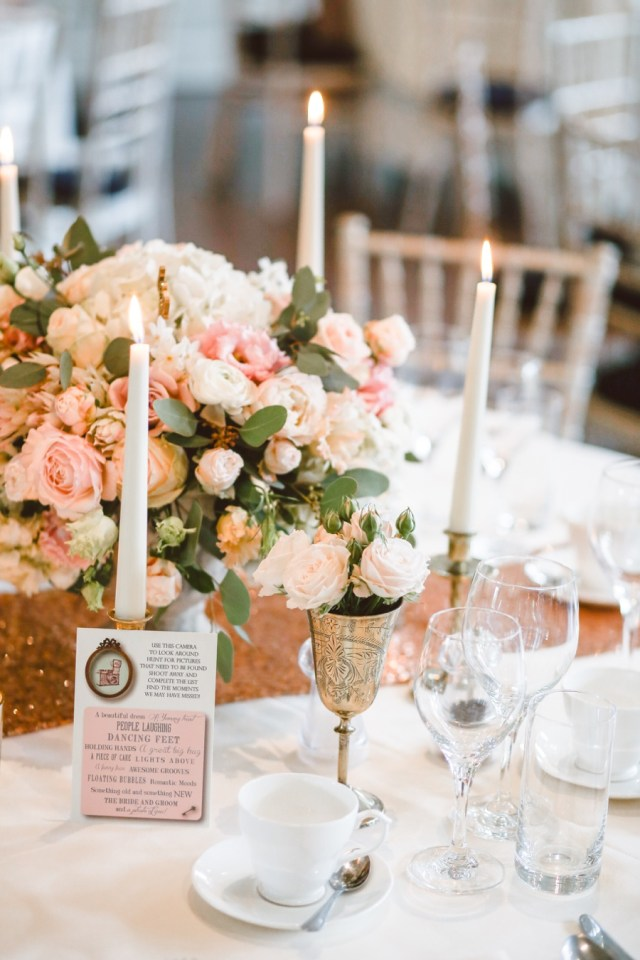 Wedding Table Ideas How To Decorate Your Wedding Tables For Under 10