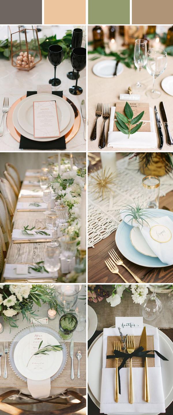 Wedding Table Ideas Wedding Table Setting Decoration Ideas For Reception